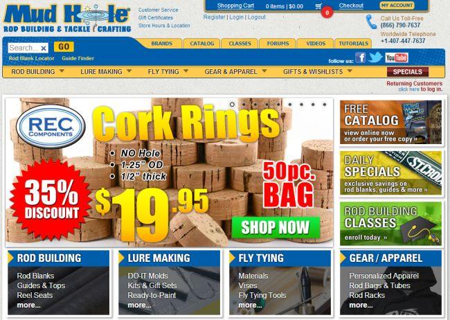 Интернет-магазин Mudhole.com