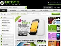 Интернет-магазин Negrielectronics.com