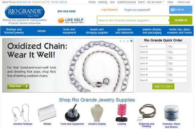 Интернет-магазин Riogrande.com