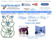 Интернет-магазин Scentmonkey.com