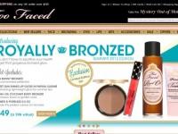 Интернет-магазин Toofaced.com