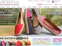 Интернет-магазин Aerosoles.com