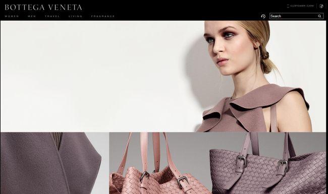 Интернет-магазин Bottegaveneta.com