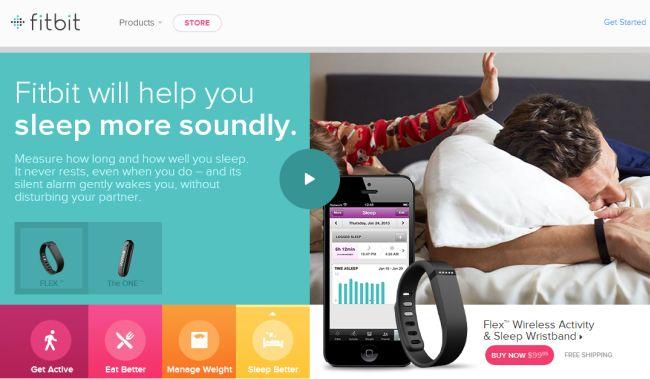 Интернет-магазин Fitbit.com
