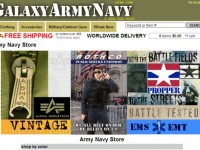 Интернет-магазин Galaxyarmynavy.com
