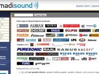 Интернет-магазин Madisound.com