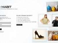 Интернет-магазин Myhabit.com