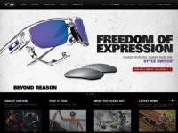 Интернет-магазин Oakley.com
