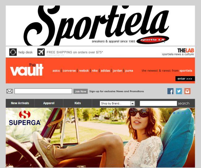 Интернет-магазин Sportiela.com
