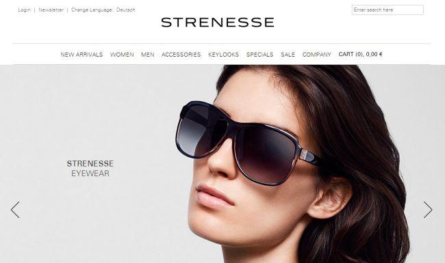 Интернет-магазин Strenesse.com