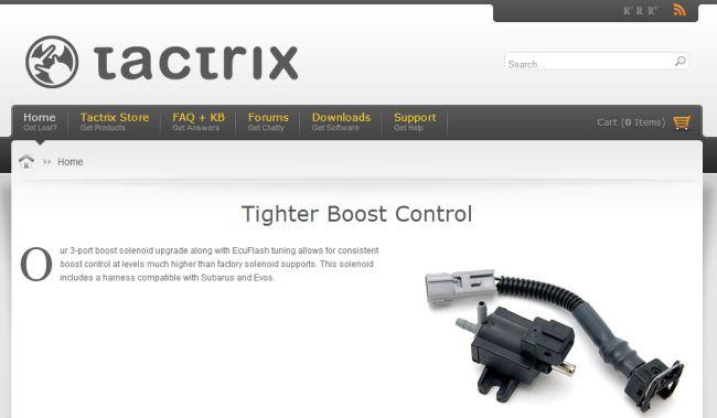 Интернет-магазин Tactrix.com