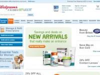 Интернет-магазин Walgreens.com