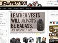 Интернет-магазин Bikersden.com