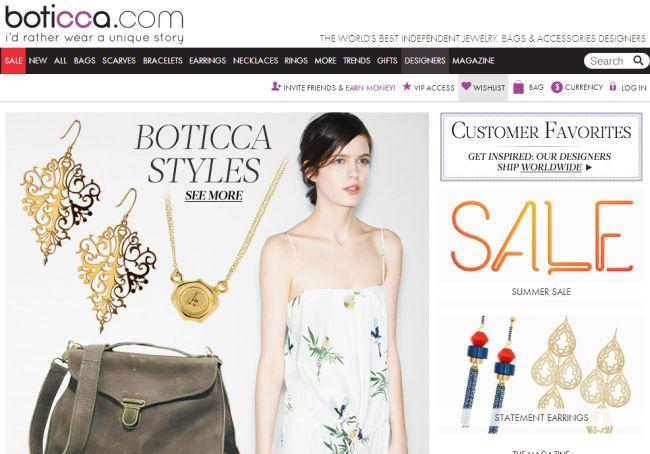 Интернет-магазин Boticca.com