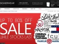 Интернет-магазин Designerwear.co.uk