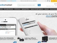 Интернет-магазин Electromarket.co.uk