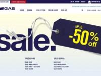 Интернет-магазин Gasjeans.com