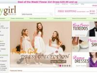 Интернет-магазин Mygirldress.com