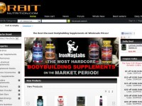 Интернет-магазин Orbitnutrition.com