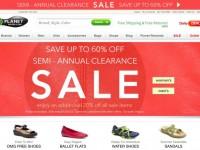 Интернет-магазин Planetshoes.com