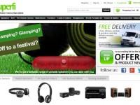 Интернет-магазин Superfi.co.uk