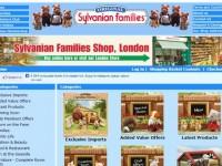 Интернет-магазин Sylvanianfamilies.com