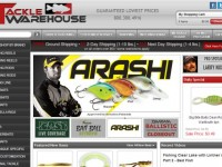 Интернет-магазин Tacklewarehouse.com