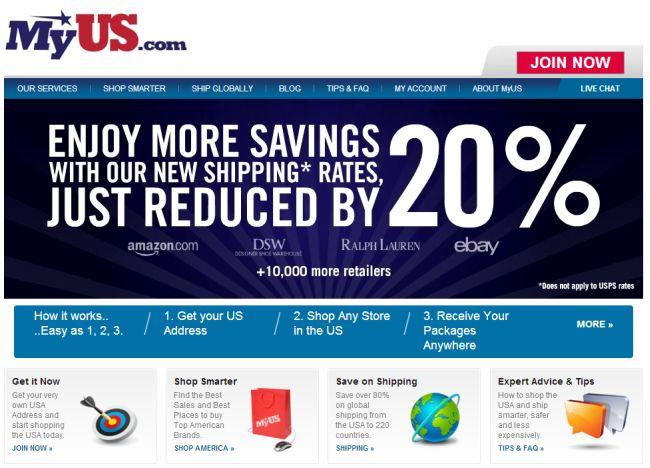 Посредник MyUS.com