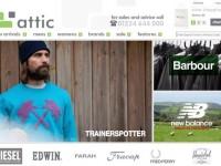 Интернет-магазин Atticclothing.com