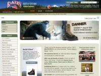 Интернет-магазин Bakershoe.com