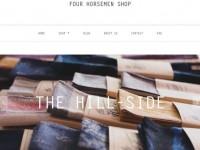 Интернет-магазин Fourhorsemen.ca