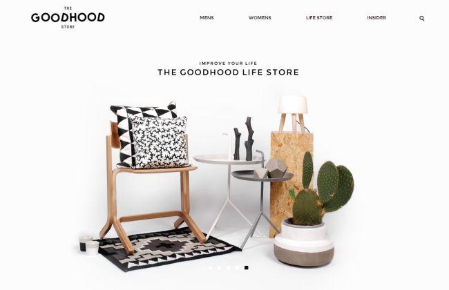 Интернет-магазин Goodhoodstore.com