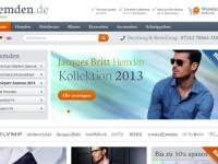Интернет-магазин Hemden.de