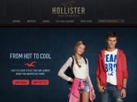 Интернет-магазин Hollisterco.com