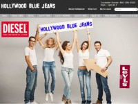 Интернет-магазин Hollywoodbluejeans.com