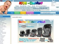 Интернет-магазин Kidscomfort.eu