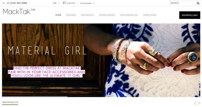 Интернет-магазин Macktak.com