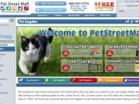 Интернет-магазин Petstreetmall.com