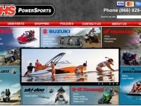 Интернет-магазин Shspowersports.com
