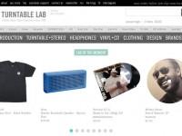Интернет-магазин Turntablelab.com