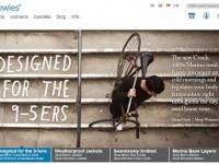 Интернет-магазин Howies.co.uk