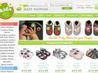Интернет-магазин Kidzshooz.co.uk