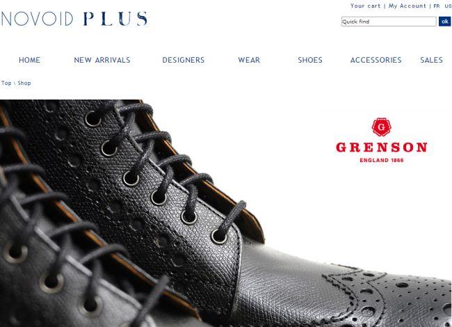 Интернет-магазин Novoidplus.com
