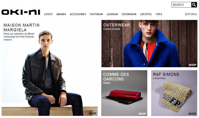 Интернет-магазин Oki-ni.com