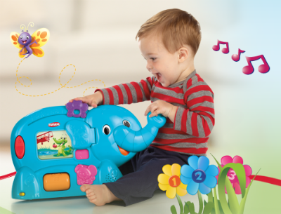 Playskool-Elephant