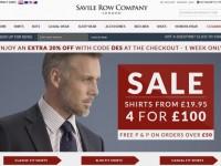 Интернет-магазин Savilerowco.com