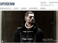 Интернет-магазин Superdenim.co.uk