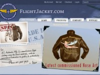 Интернет-магазин FlightJacket.com