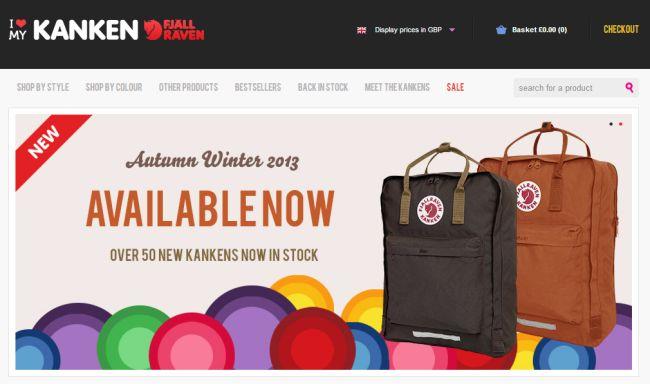 Интернет-магазин Ilovemykanken.com