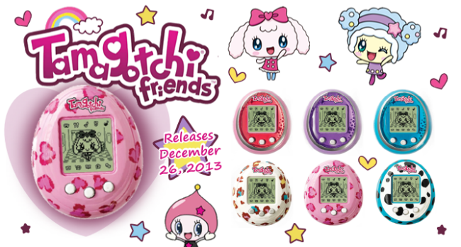 Tamagotchi Friends (Тамагочи Френдс)